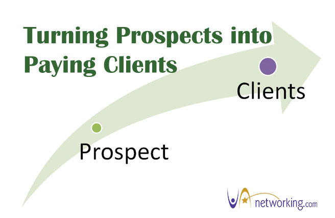 How to Turn Prospects into Paying Clients
