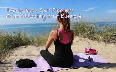 How to Keep Your Emotions From Affecting Your Business