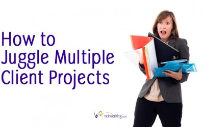 Finding it Hard to Juggle Multiple Client Projects?