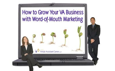 Grow Your VA Business with Word-of-Mouth Marketing