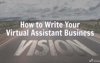 How to Write Your Virtual Assistant Business Vision